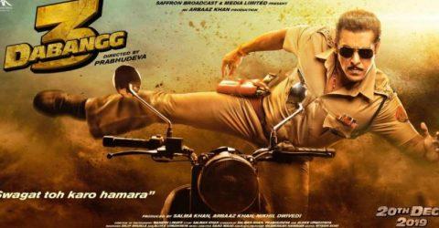 Dabangg 3 trailer: Salman Khan brings back his most popular franchise