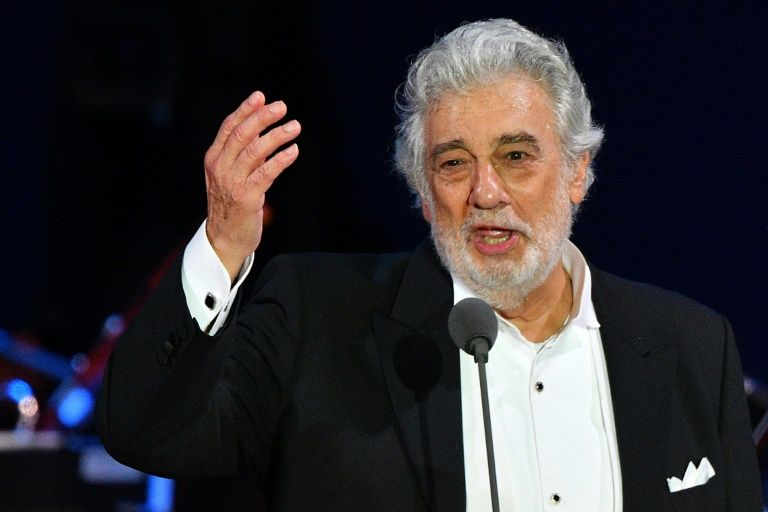 In reversal, Placido Domingo to receive Mexico music prize
