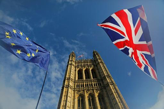 Brexit in the balance as British MPs hold historic vote