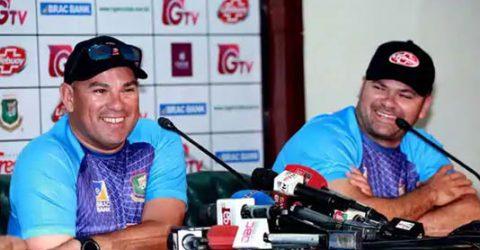 Domingo, Langeveldt to return to Bangladesh on Oct 20