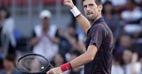 Novak Djokovic powers through to Japan Open final