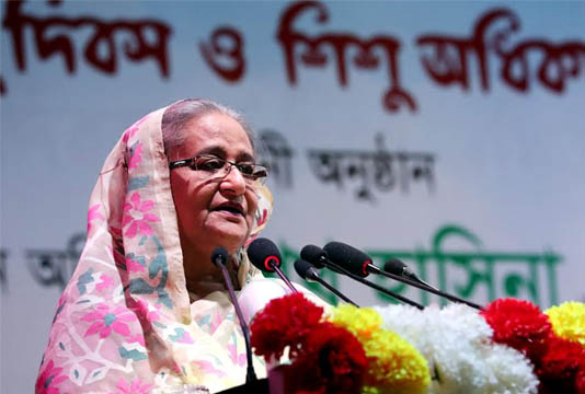 Govt wants a better life for children: PM