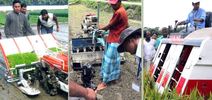 Adopt conservation technologies for sustainable agriculture: experts