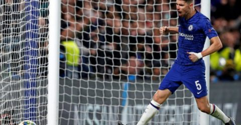 Chelsea spirit delights Lampard in 'mad' 4-4 Ajax draw