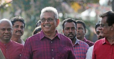 Rajapaksa elected Sri Lankan president: official results
