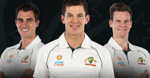 Australia Test squad to play Pakistan