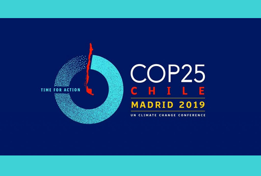 PM flies to Spain tomorrow to join COP25