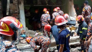 7 killed, 15 injured in Ctg gas pipeline explosion