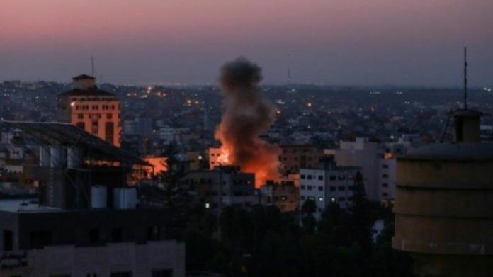 Israel kills Palestinian militant commander in Gaza strike