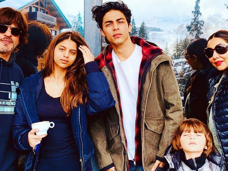 We're the best at making really good kids! : SRK tells wife Gauri