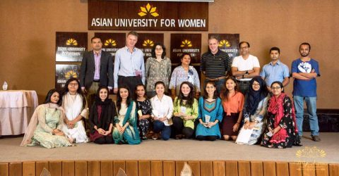 First-ever Inter-Department Asian Parliamentary Debate competition held, AUW