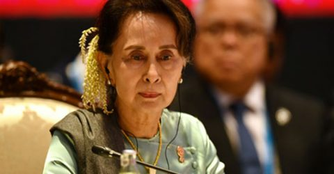 Aung San Suu Kyi named in Argentine lawsuit over crimes against Rohingya
