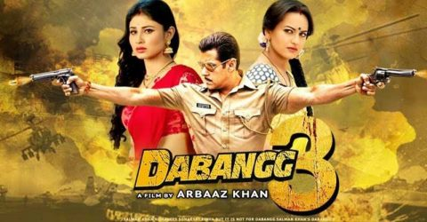 Here's the sound track of 'Awara' from Salman Khan and Saee Manjrekar's 'Dabangg 3'