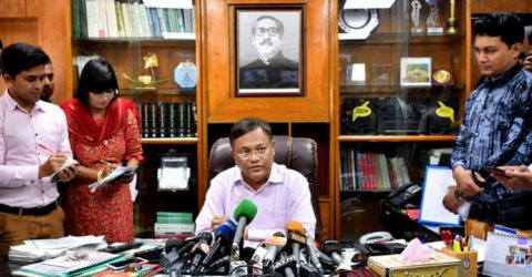 BNP questions over Modi's visit for anti-Indian politics: Hasan