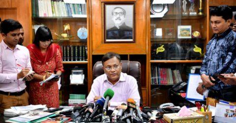 BNP questions over Modi's visit for anti-Indian politics: Hasan