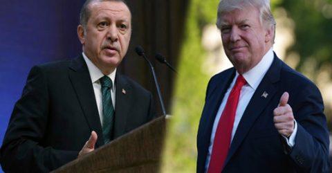 Erdogan, Trump announce Washington talks on November 13