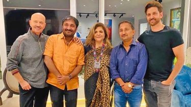Hrithik Roshan, Anand Kumar reminisce Super 30 journey