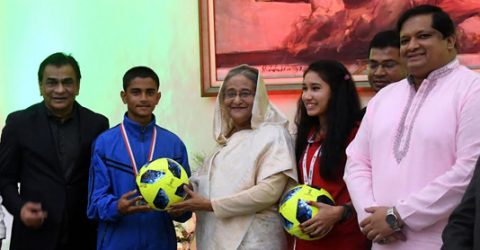 PM for hunting more talents from grassroots for development of sports