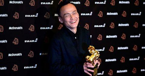 Taiwan family drama wins Chinese 'Oscars' amid Beijing snub