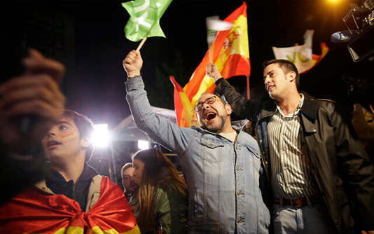 The rapid rise of Spain's far-right party Vox