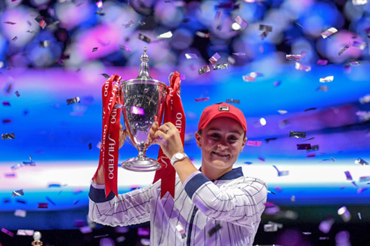 Top-ranked Barty 'extremely hungry' for Fed Cup final win