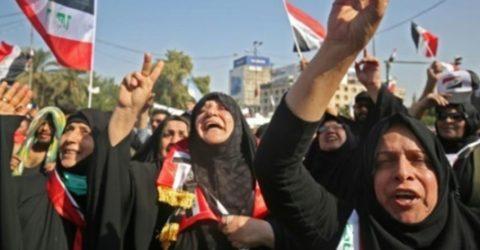 UN chief condemns live fire at Iraqi protesters as 'disturbing'