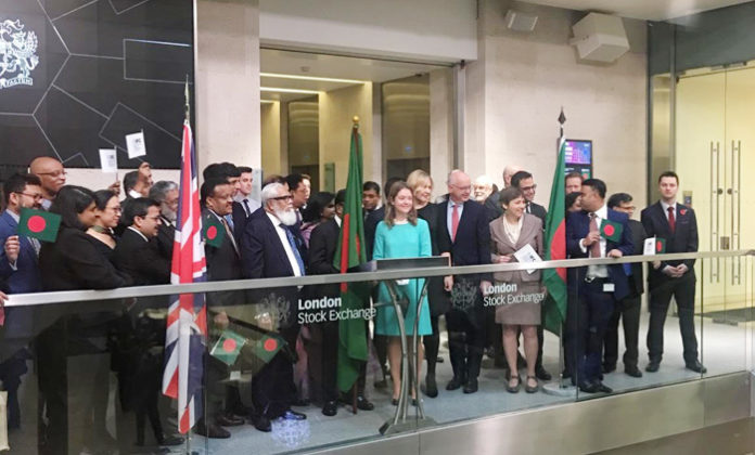 Bangla Bond debuts on London Stock Exchange