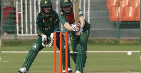 Fargana stars as Tigresses level ODI series