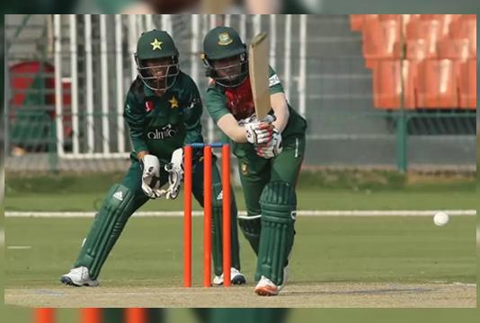 Fargana stars as Tigresses level ODI series