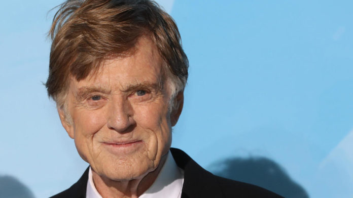 Robert Redford warns of 'dictator-like' Trump