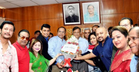 Govt wants to bring back golden era of film industry: Hasan