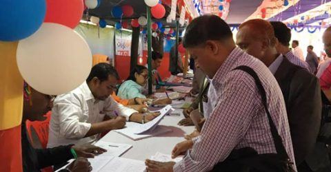 Week-long income tax fair begins in Rajshahi