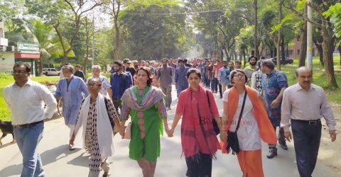 Under Graduate Math Olympiad held at JU