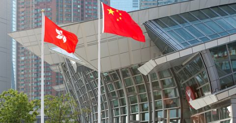 China strongly opposes US Senate approval of Hong Kong-related bill
