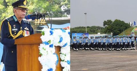 President asks BAF personnel to uphold country's image