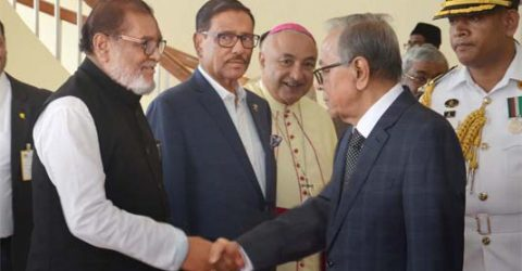 President off to Nepal on four-day official visit
