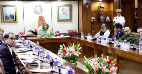 PM for quick implementation of projects commemorating Liberation War