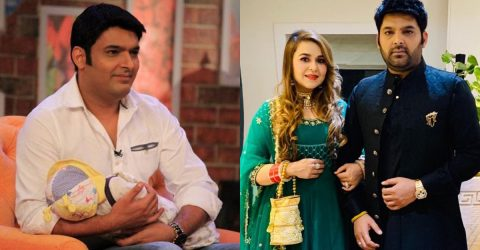 Kapil Sharma-Ginni Chatrath blessed with a baby girl