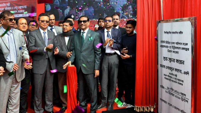 Controversial persons won't get nomination: Quader