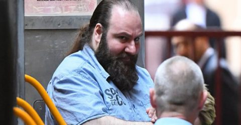 Australian 'patriot' found guilty of plotting terror attacks