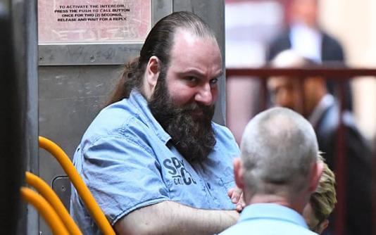 Australian 'patriot' found guilty of plotting terror attacks