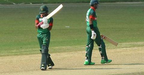 Flying start for Bangladesh in SAGames men's T20 cricket