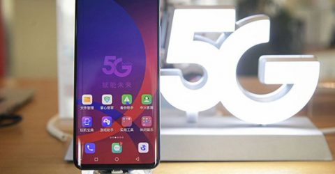 China's 5G handsets shipments top 5 mln in November