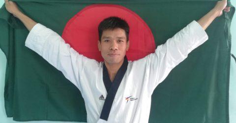 Dipu wins first gold for Bangladesh