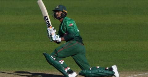 Mahmudullah to give his best if retains captaincy in T20 cricket