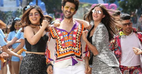 Ananya Panday, Kartik Aaryan turn sneaky: 'Pati Patni Aur Woh'