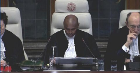 Myanmar must 'stop this genocide' of Rohingyas, Gambia tells UN court