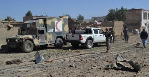Insider attack kills 23 Afghan security personnel in Ghazni