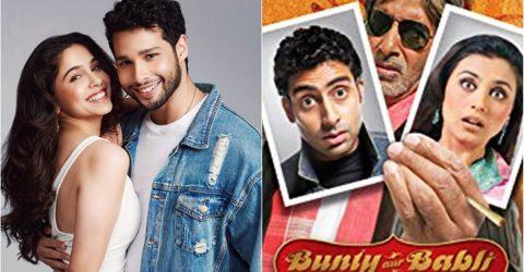Siddhant Chaturvedi, Sharvari to star in Bunty Aur Babli 2