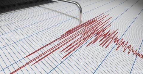 Strong quake strikes northern Taiwan